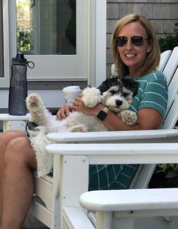 cavachon puppy mom